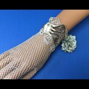 Artist Made Fork Bracelet